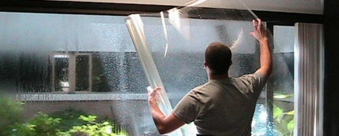 The ABCs of Installing Window Tint Films